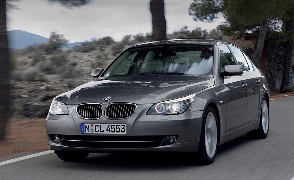 BMW M5 (E60) характеристики, двигатели, рестайлинг и комплектации