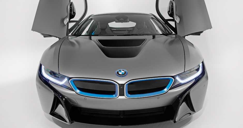 2014 BMW i8 (I/I12) Concours d'Elegance Edition (362) - характеристики, фото, цена, конкуренты. - #T_R_N