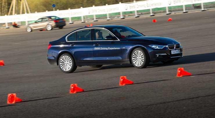 Школа BMW Driving Experience