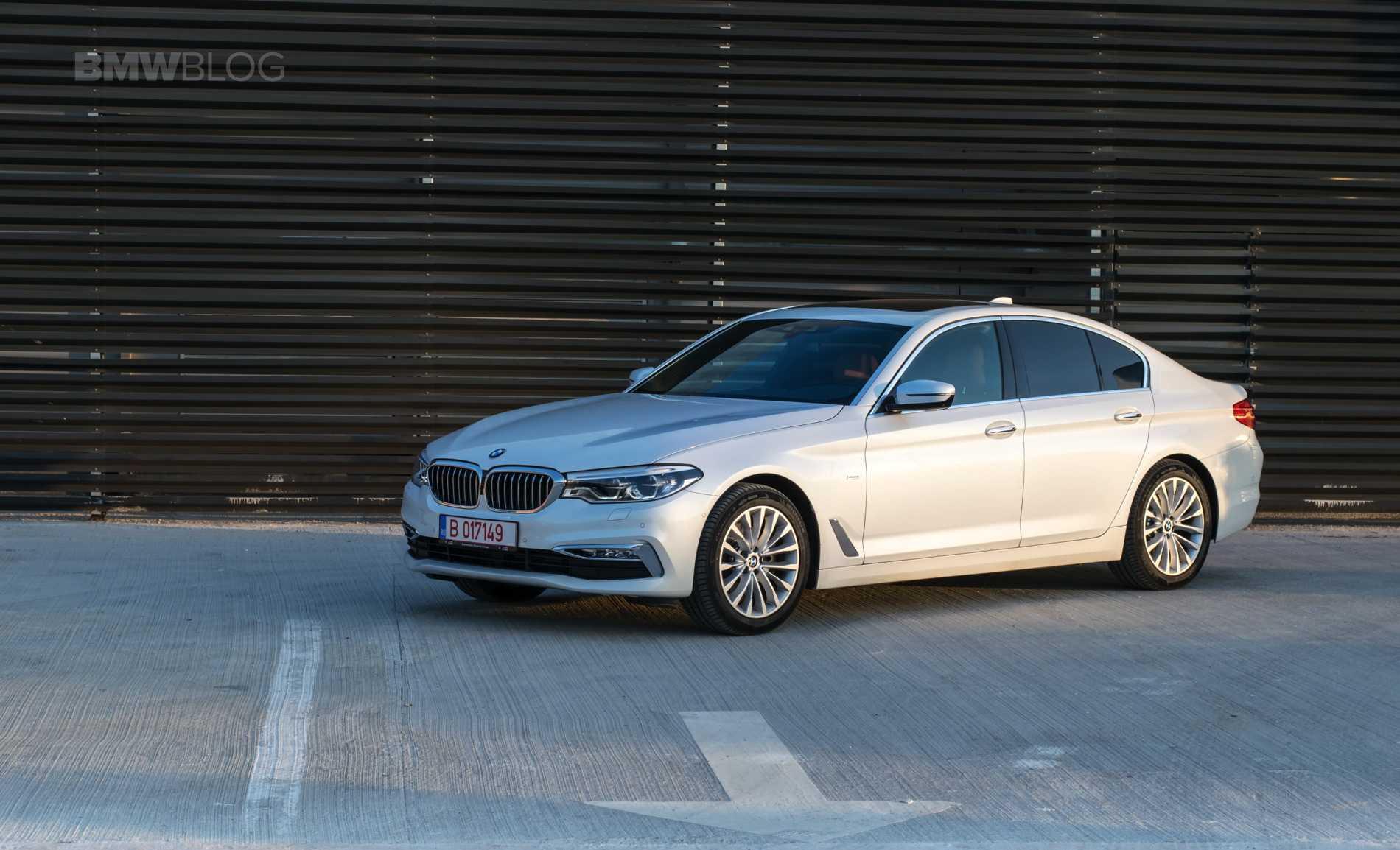 TEST DRIVE: 2017 BMW 520d Efficient Dynamics