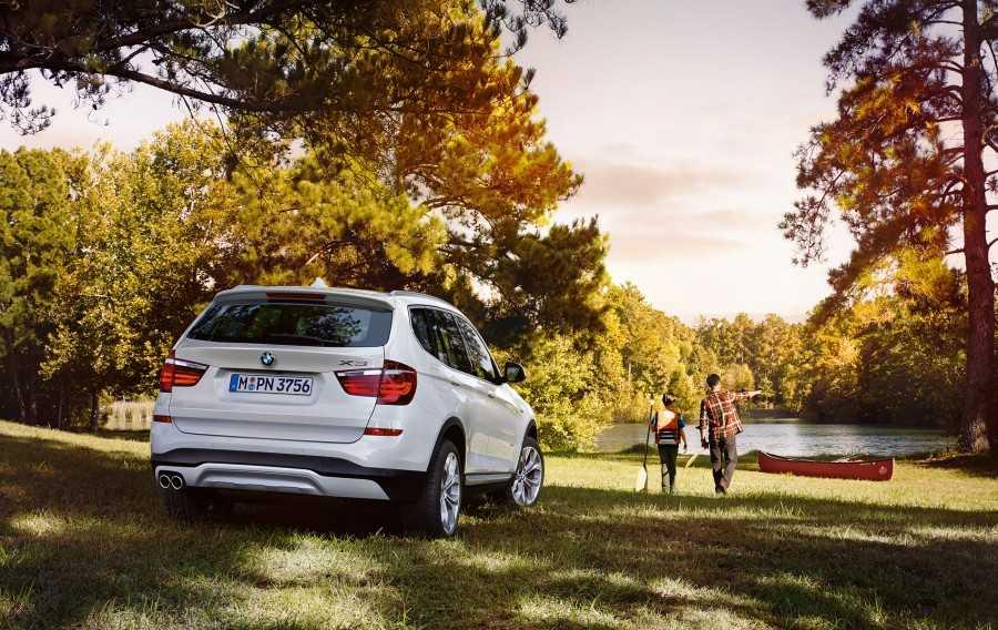 Новый кроссовер BMW X3 порадовал версией M Performance — ДРАЙВ