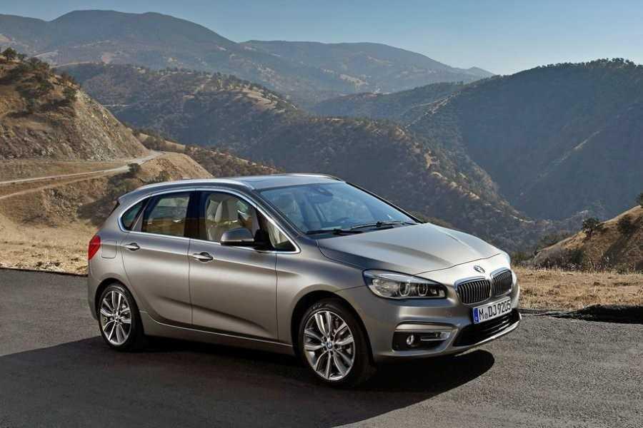 Технические характеристики BMW 2 серия Active Tourer - размеры, расход топлива, объем багажника
