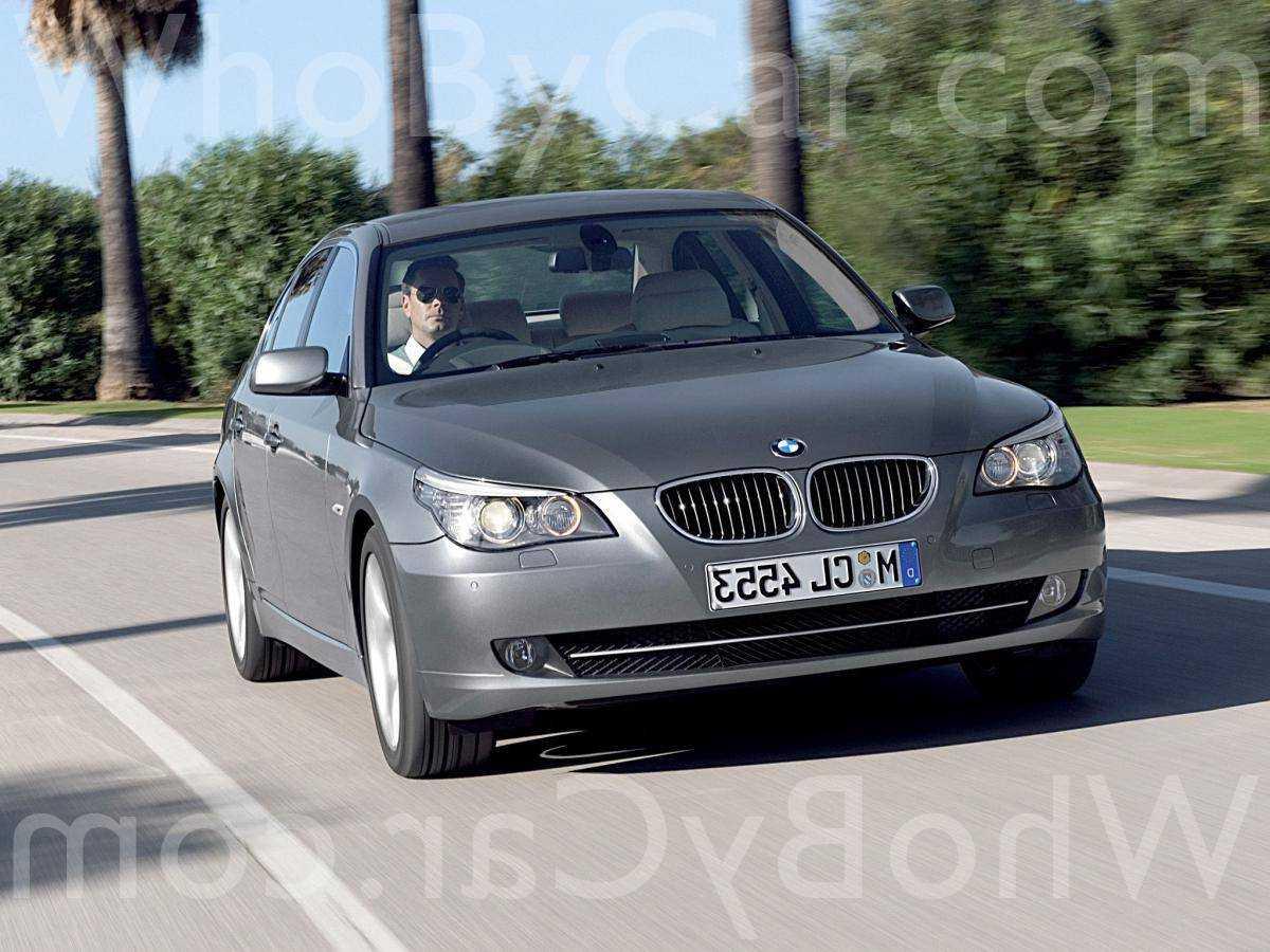 BMW 5 Series (E60) - описание модели