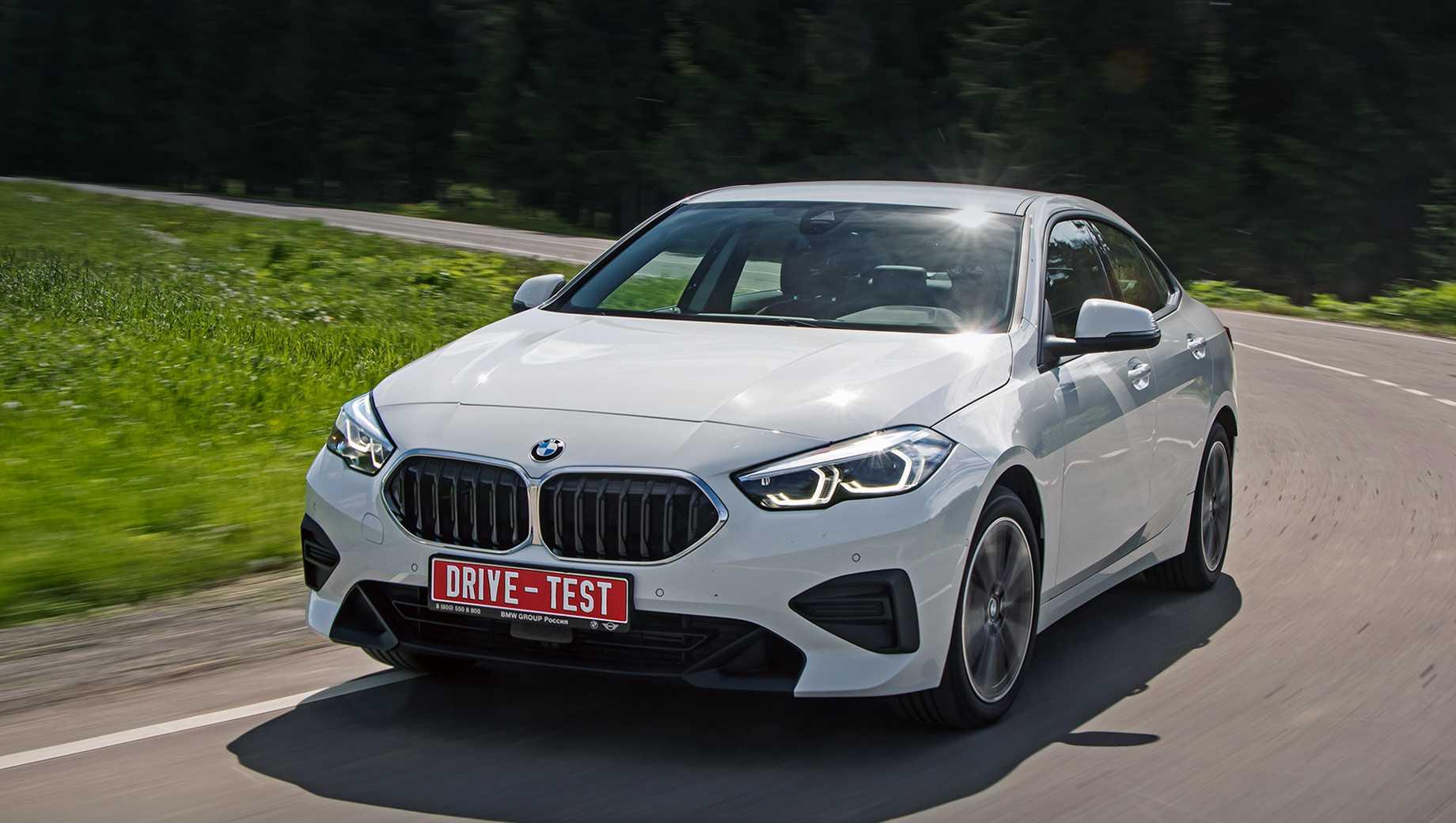 Мини-тест: 560-сильное четырехдверное купе BMW M6 Gran Coupe — Тест-драйв — Motor