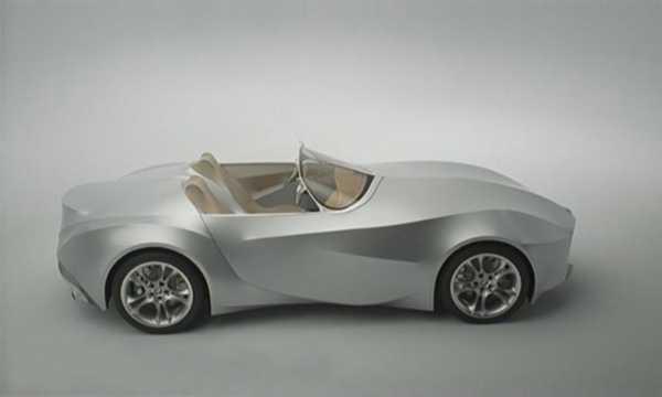 BMW GINA Light Visionary Model Concept (2008) - Энциклопедия концептуальных автомобилей
