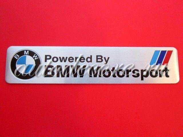 Наклейки BMW - купить в Москве интернет магазине