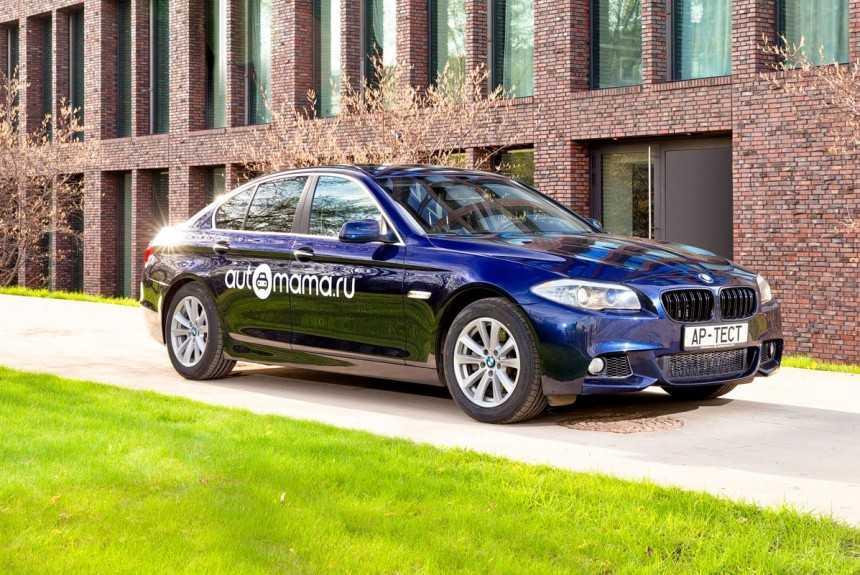 Рестайлинг BMW M5 F10 — BMW Запад on DRIVE2