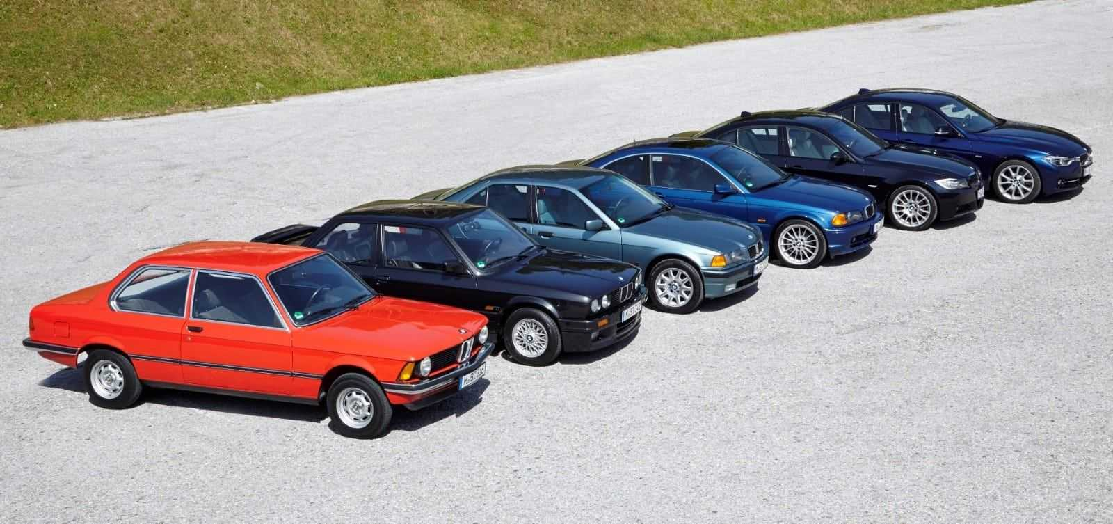Все поколения BMW 5-series: история любимой в народе «пятёрочки»