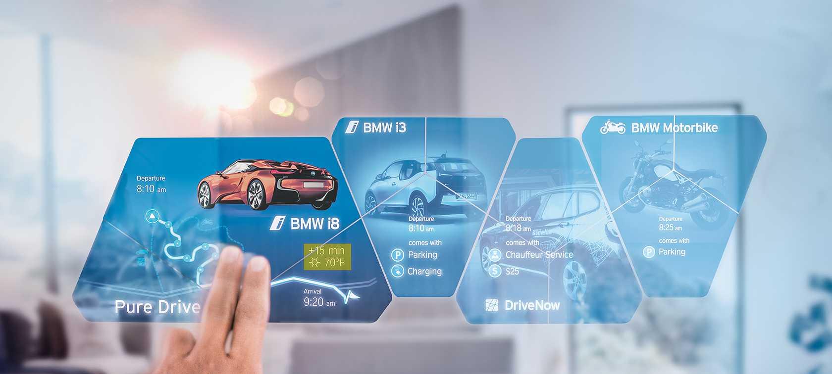 2009 BMW Vision EfficientDynamics Concept - характеристики, фото, цена.