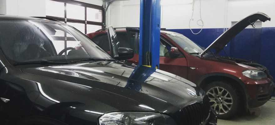 BMW X5 50i xDrive (Е70) Техническое обслуживание  в Москве. Гарантия! Звоните!