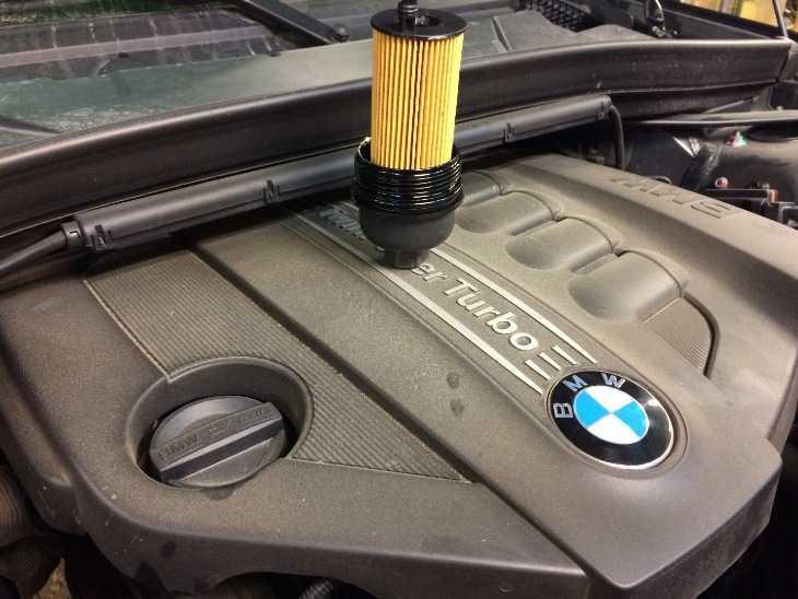 BMW TwinPower Turbo Longlife-04 5W-30: допуски и характеристики