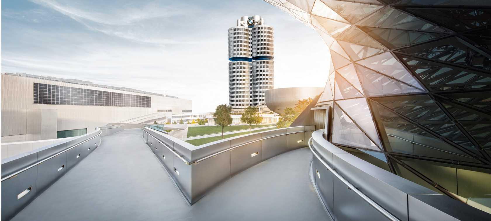 BMW Group: о компании, вакансии, информация для инвесторов