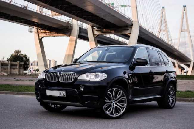 BMW X5 E70 - проблемы и неисправности