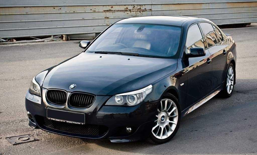 BMW 520d E60, недостатки и преимущества модели