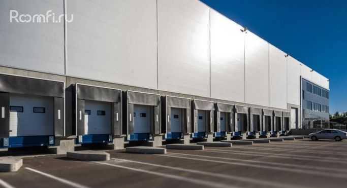 В «PNK-Бекасово» появится новый распределительный центр – для BMW