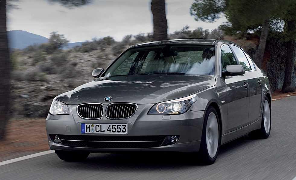 Обзоры подержанных автомобилей BMW 5 Series (БМВ 5-Серия)