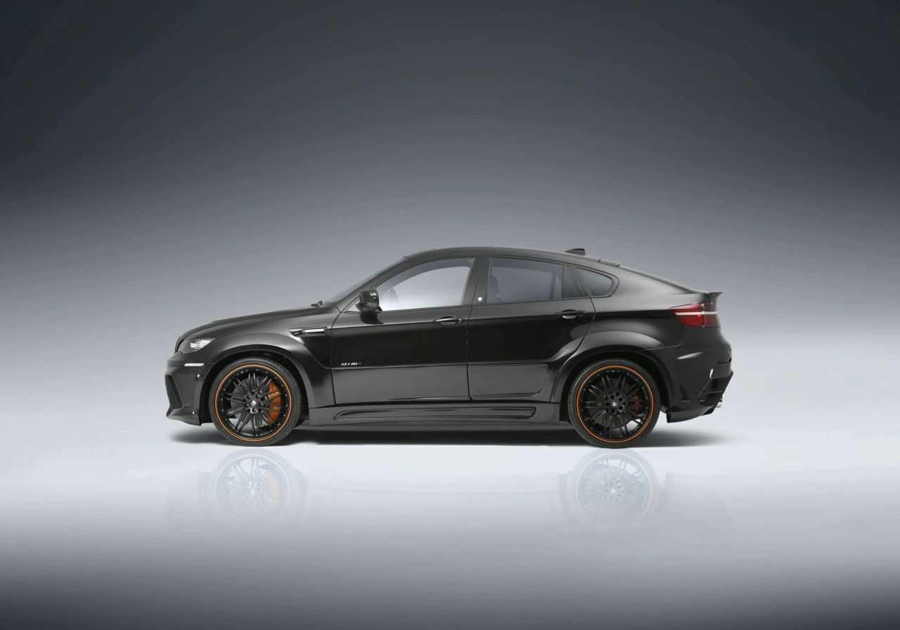 LUMMA CLR X 650 M на базе BMW X6 M (фото)