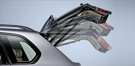 Автоматический доводчик багажника BMW 5 серии в Москве и регионах | KIBERCAR