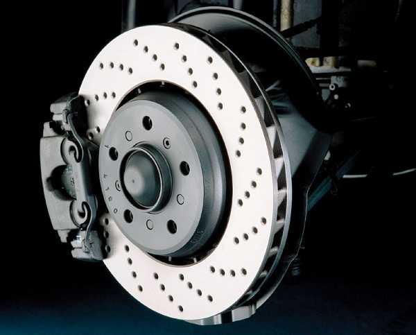 БМВ Е39 - ревизия и замена тормозных дисков, колодок и др элементов тормозной системы