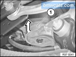 Инструкция по замене пневмобаллона заднего BMW X5 (E70, M), X6 (E71, E72, M) - Бардачoк » Бардачoк