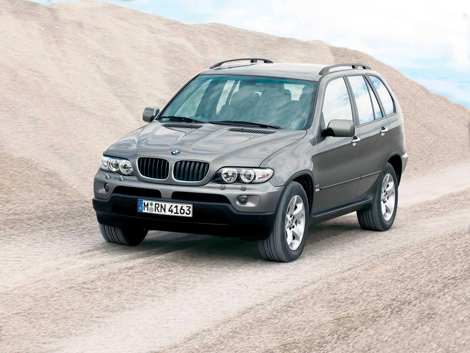 Сильные и слабые стороны BMW Х5 E53
