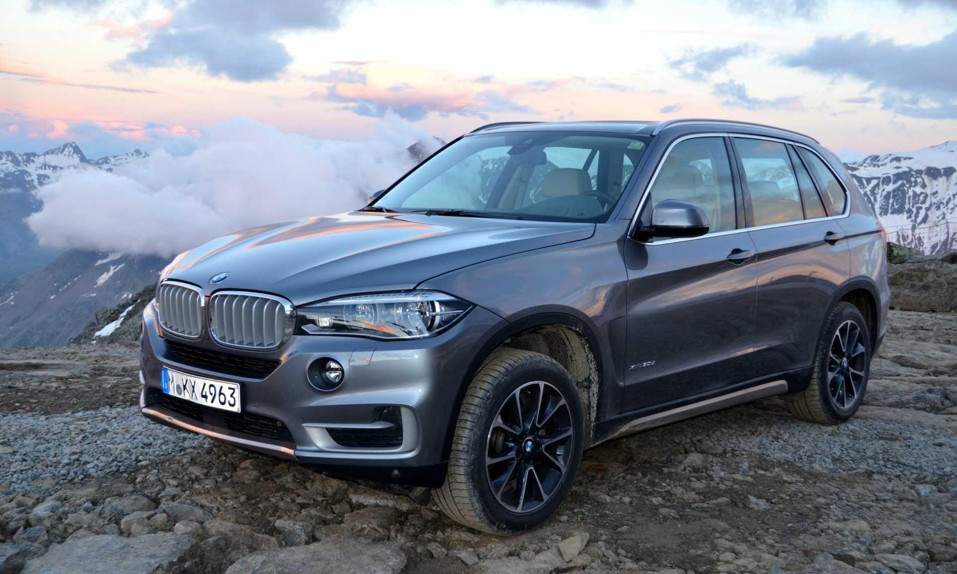 Технические характеристики БМВ Х5 2021 / BMW X5 (G05)
