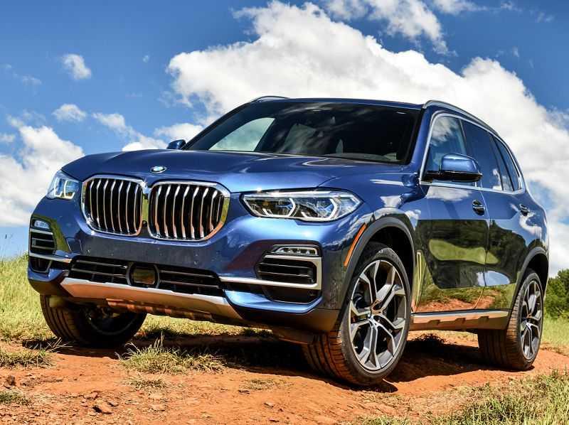 BMW готовит к рестайлингу кроссовер версии BMW X5