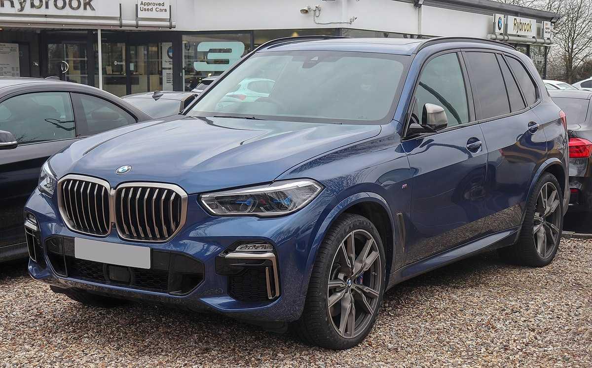 Транспортный налог   BMW X5 I (E53)