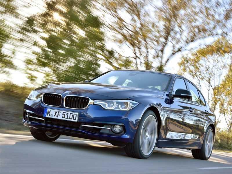БМВ 3-серии 2016-2017 - фото и цена, видео, характеристики BMW 3-Series (F30)