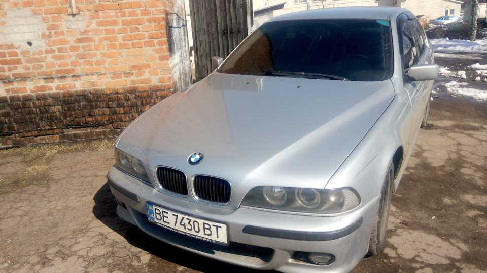 взаимозаменяемость редукторов е39 — BMW 5 series, 2.0 liter, 1998 year on DRIVE2