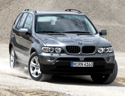 Предохранители и реле BMW X5 (E70; 2007-2013) - Предохранители