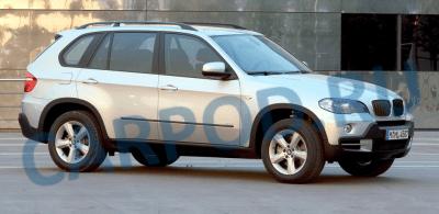 Предохранители и реле BMW X5 (E53; 2000-2006) - Предохранители