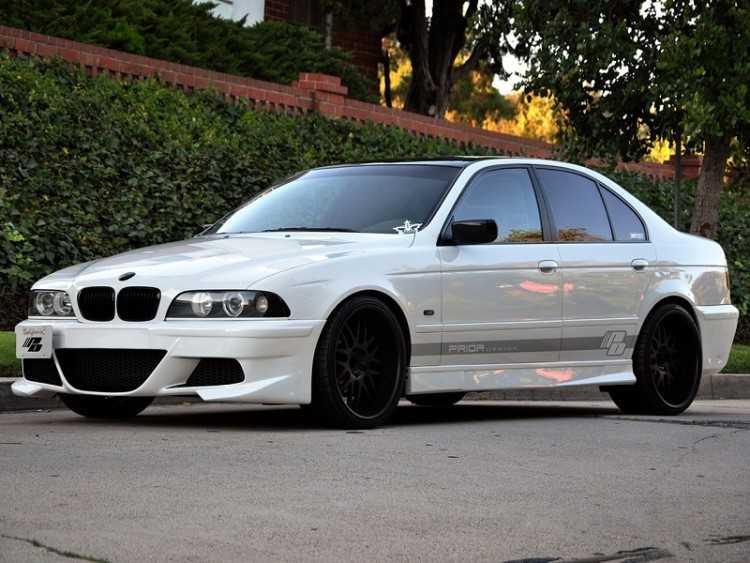Купить амортизаторы для BMW 5 (E39).