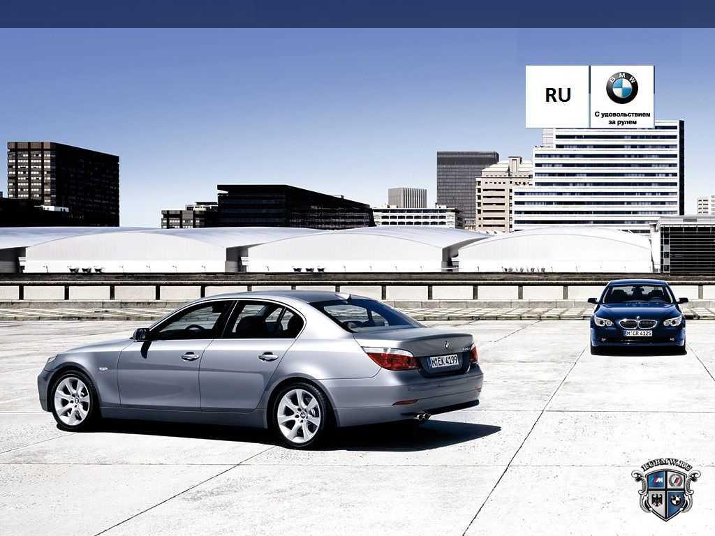 Покупаем BMW 5 Серии в кузове Е60: на что смотреть :: Статьи :: BMW 5 серия E60-E61 :: RU BMW