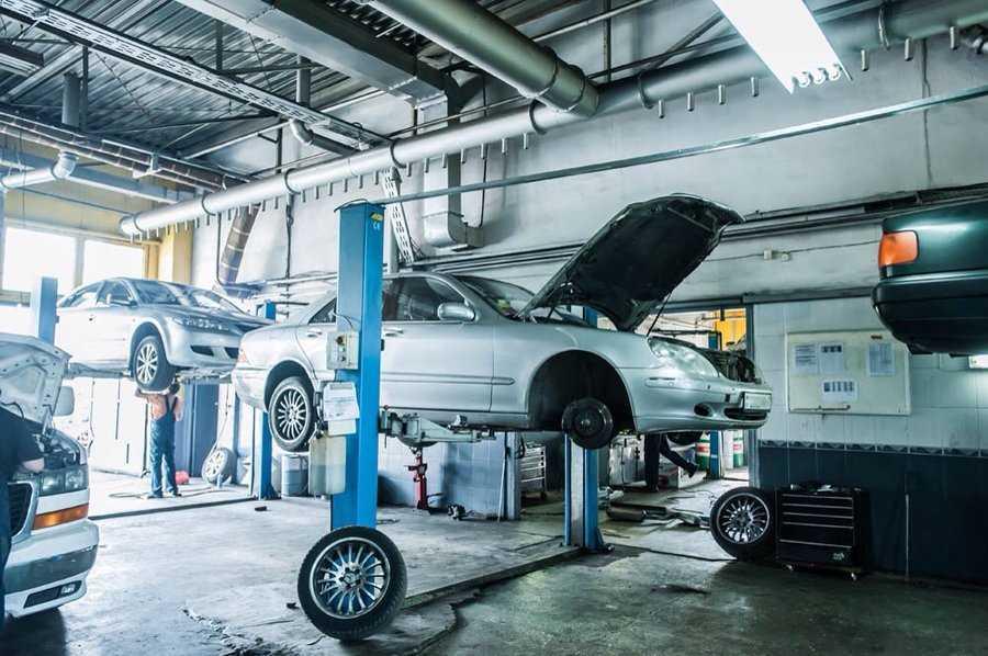 Ремонт БМВ (BMW) в Минске   СТО CarCity