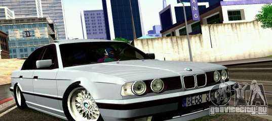 BMW 7-Series 750iL e38 1995 (US-Spec) для GTA San Andreas