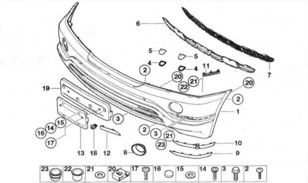 Замена заднего бампера БМВ Х5 Е53 | Авторазборка Легенда