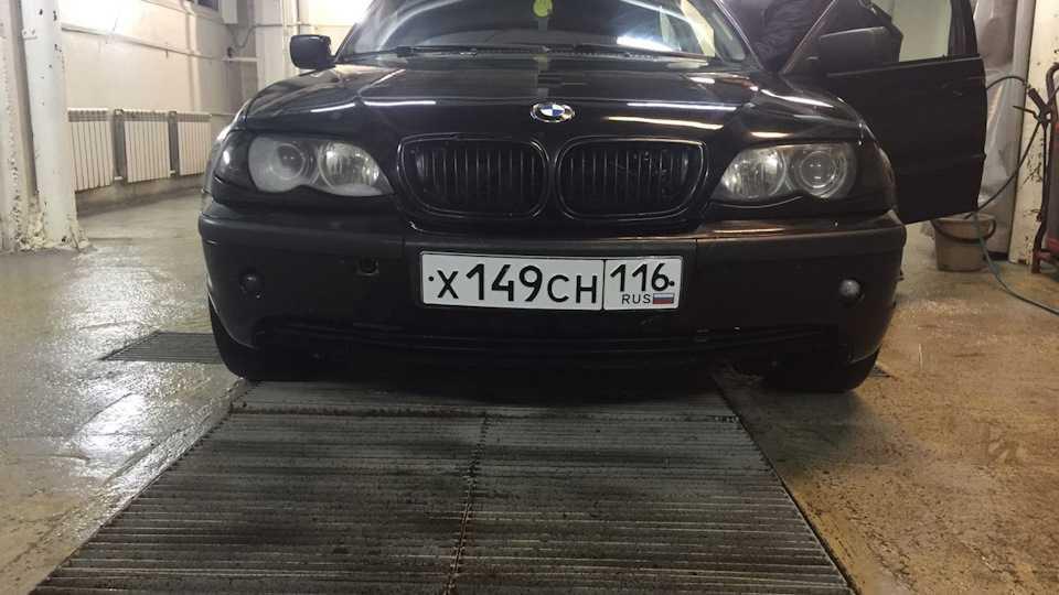 Доп помпа — BMW 3 series, 2.2 liter, 2001 year on DRIVE2
