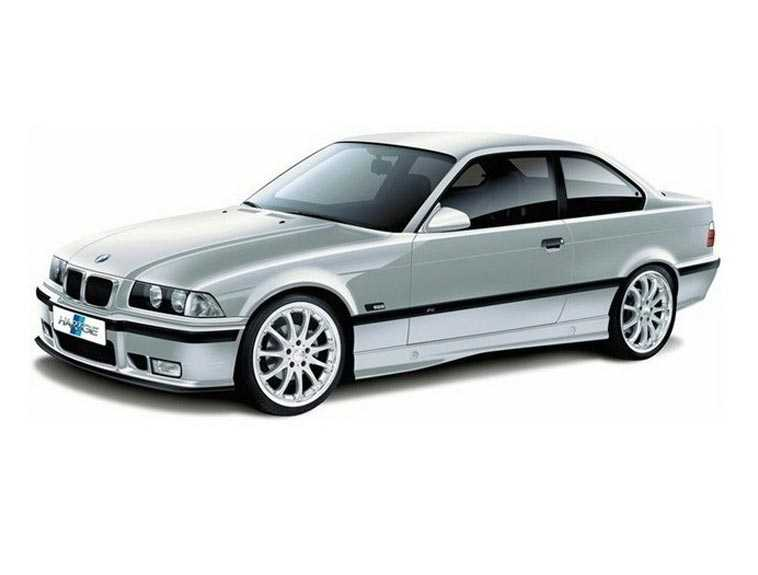 BMW E36 Coupe - характеристики - видео - фото