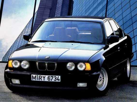 Моторное масло для BMW 5 E34