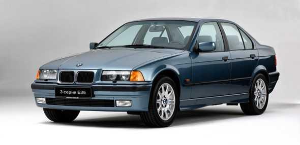 Расшифровка блоков предохранителей BMW 3er E36