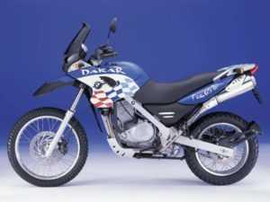 Технические характеристики BMW F 650GS Dakar (2001)   Мото-мануалы и инструкции