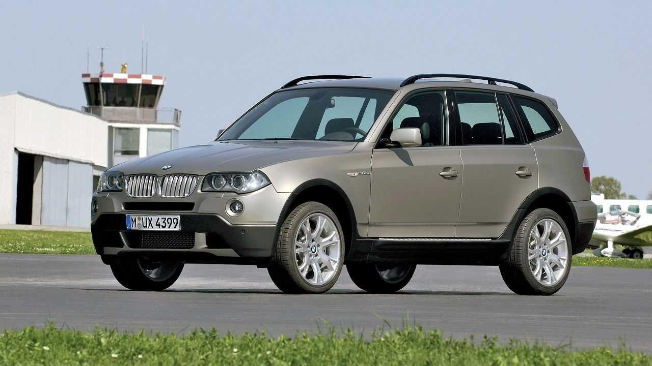 Как правильно выбрать BMW X3 E83
