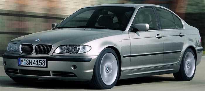 BMW E46 3 Series - характеристика - фото - видео