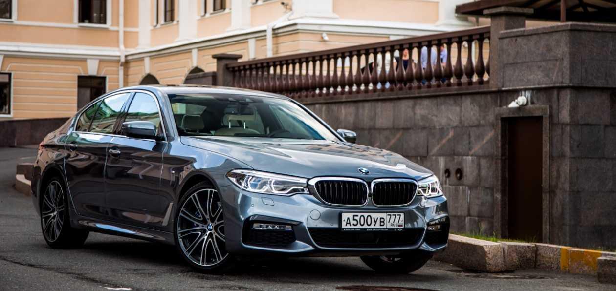 Характеристики BMW 535i xDrive (2013-2016): Технические данные BMW 5-series. Размеры BMW 5-series