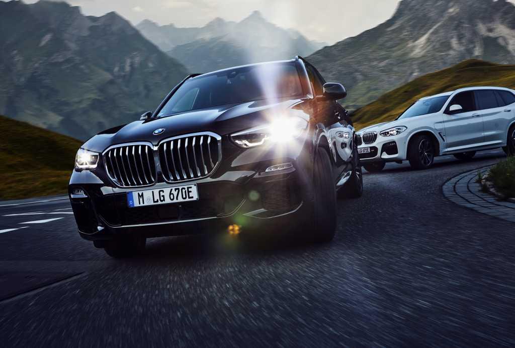 Рестайлинг BMW X3 LCI - КОЛЕСА.ру – автомобильный журнал