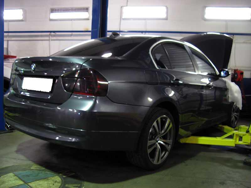 Замена маслосъемных колпачков БМВ 3 Е90 | Диагностика двигателя