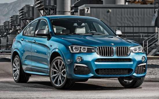 Новая BMW X4M 2019-2020 цена, технические характеристики, фото, видео тест-драйв