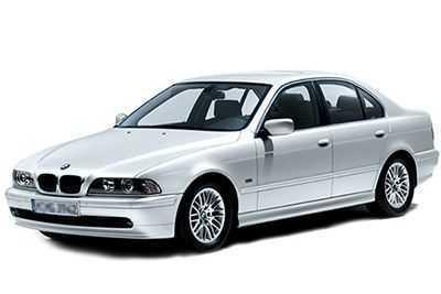 Предохранители и реле BMW 5-й серии (E39; 1996-2003) - Предохранители