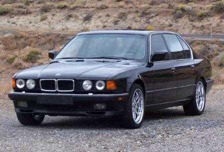 Скромная внешне, богатая внутри: опыт владения BMW 7 Series E32 - КОЛЕСА.ру – автомобильный журнал